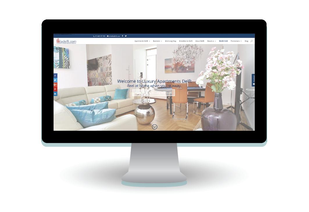 Invisible Crew WordPress Website by MirArte